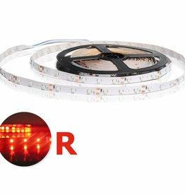 LED en bande 120 LED/m Rouge - par 50cm