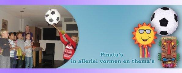 Pinatas allerlei