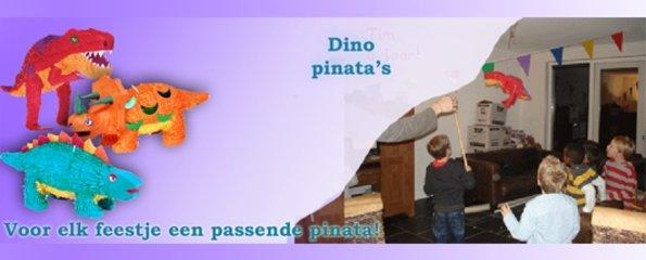 Dino Pinata's