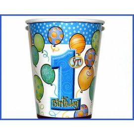 Bekers Blue Balloons