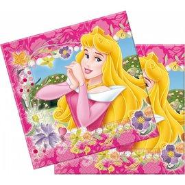 Servetten Disney Prinsessen (20st) OP=OP