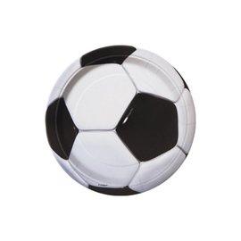 Gebaksbordjes Voetbal (8st)