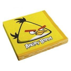 Angry Birds servetten (16st) OP=OP