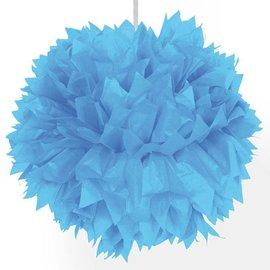 Pom-Pom (blauw)