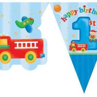 Iets Nieuws 1e verjaardag; hoera 1 jaar - Pinata.nl &ZT16
