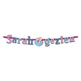 Letterslinger Sarah gezien