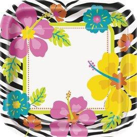 Borden flowers / zebra (8st) OP=OP