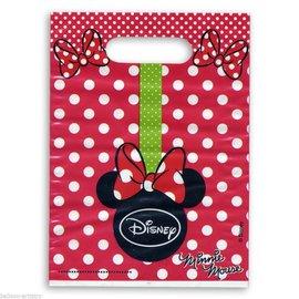 Feestzakjes Minnie Mouse 6st