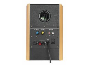 Dynavox Mini Actieve luidspreker set