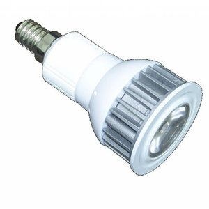 TechniQ Ledlamp SP11 E14 1W (> 12.5 W) spot, kleine fitting, warm wit