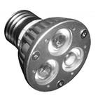 TechniQ Ledlamp SP33 3W E27 (> 25W) spot, 60 graden