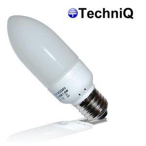 TechniQ ledlamp C35 1.8W (> 15W) kaarslamp, grote fitting
