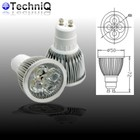 TechniQ Ledspot GU10 5 Watt warm wit (>40W)