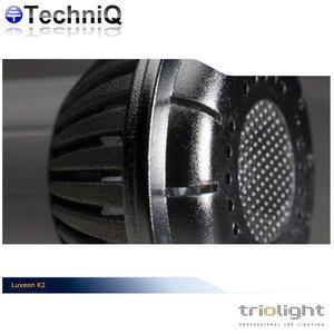 Triolight Ledspot MR16 3 Watt 3000K warmwit 30 graden