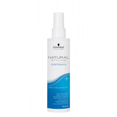 Schwarzkopf Transformation, Natural Styling Pre Treatment + Repair & Protect 200ml
