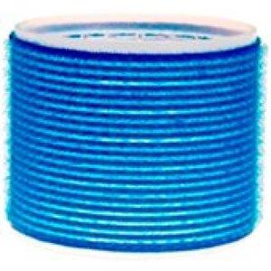 KSF Zelfklevende Rollers 6 Stuks - 51mm - Donker Blauw