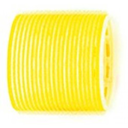 KSF Adhesive Rollers 6 Pieces - 66mm - Yellow