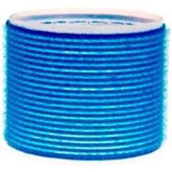 KSF Zelfklevende Rollers 6 Stuks - 78mm - Donker Blauw