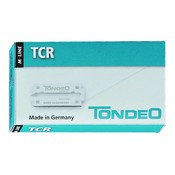 Tondeo TCR Blades 10 pcs