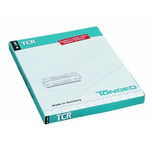 Tondeo TCR Blades 10 x 10 pack