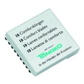Tondeo Confort Couper Lames 10 pcs