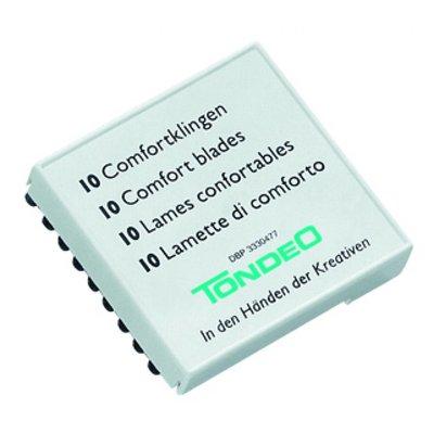 Tondeo Comfort Tagliare Lame 10 pz