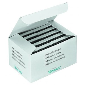 Tondeo Komfort Cut Blades 10 x 10 pack