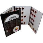 KIS KAPPERS KeraCream Color KAART- CHART
