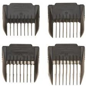 Tondeo Combs Eco Black M / Tribal Set 3258