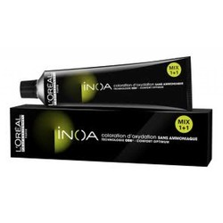 L'Oreal Inoa 60 g color No. 6 t / m 10