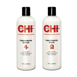 CHI Transf. Solution + Bonder Phase 1 Formula A Resistant Hair