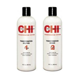 CHI Transf. Solution + Bonder Phase 1 Formule Un de cheveux résistant