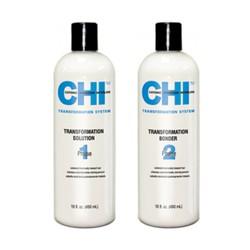 CHI Transf. Solution + Bonder Phase 1 Formule B Couleur des cheveux chimiquement