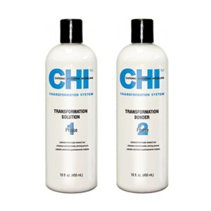 CHI Transf. Solution + Bonder Phase 1 Formula B Color Hair Chemically