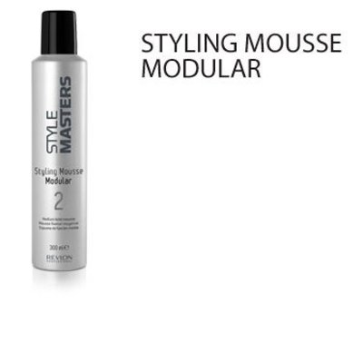 Revlon Style Masters Styling Mousse Modular