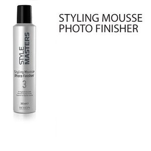 Revlon Style Masters Styling Mousse Photo-Finisher