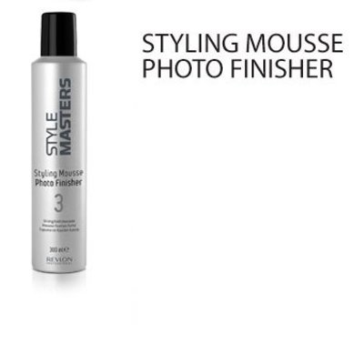 Revlon Style Masters Styling Mousse Foto Finisher