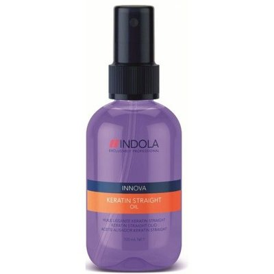 Indola Innova queratina Straight Oil