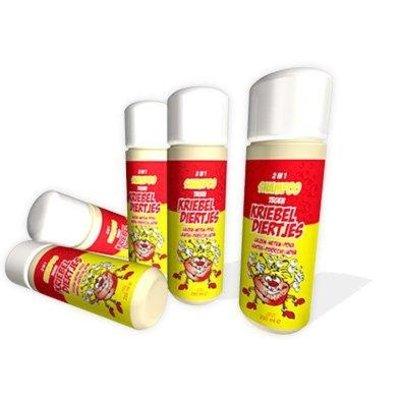 Kriebeldiertjes 2 in 1 Shampoo Läuse