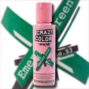 Crazy Color Verde Esmeralda 100ml