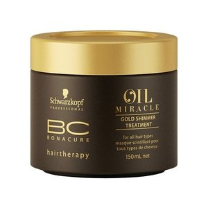 Schwarzkopf BC Bonacure Oil Miracle Shimmer Behandling