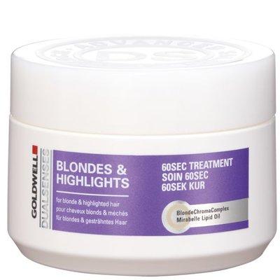 Goldwell Dualsenses Blondes & Highlight 60 sec Treatment