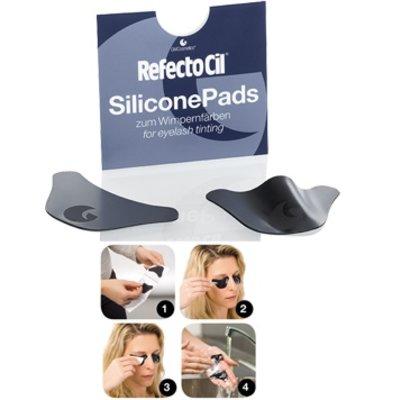 RefectoCil Silikon-Pads