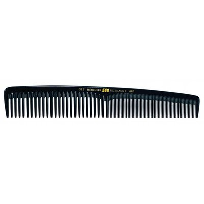 Hercules Sagemann Ladies combs, no. 631-445 - 17,8 cm