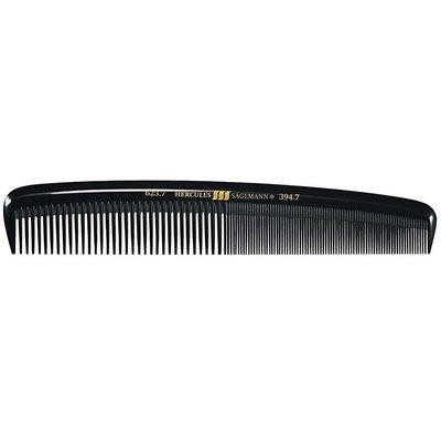 Hercules Sagemann Gents combs, No. 623-394 17.8 cm