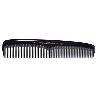 Hercules Sagemann Ladies combs, No. 603-330 - 17,8cm