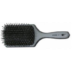 Sibel Paddle spazzola di plastica 13 righe