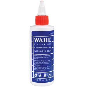 Wahl Huile