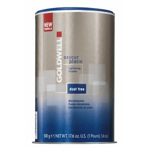 Goldwell Oxycur Platin Libre de polvo