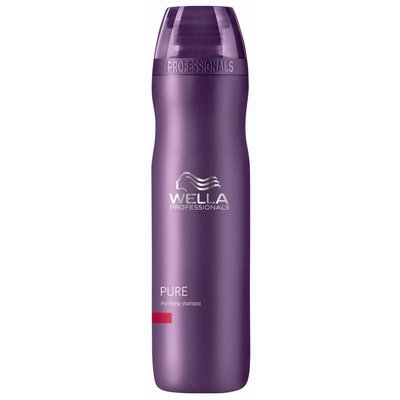 Wella Soins, shampooing Pure Balance